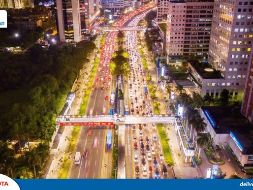 Rencana Ganjil Genap DKI Jakarta 24 Jam di Seluruh Ruas Jalan