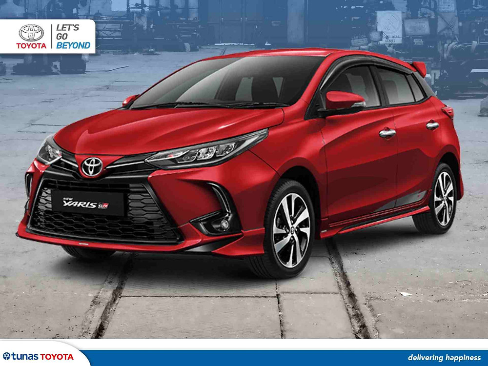 Servis Toyota Yaris