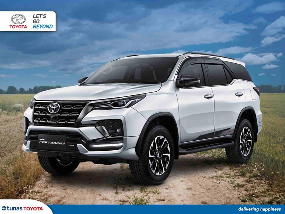 Ban Toyota Fortuner 2021