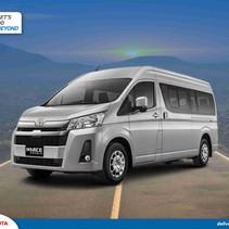 Cek Harga dan Spesifikasi Toyota HiAce 2021 Terbaru