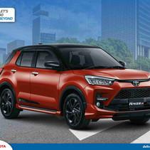 Toyota Raize, Incaran Baru Anak Muda