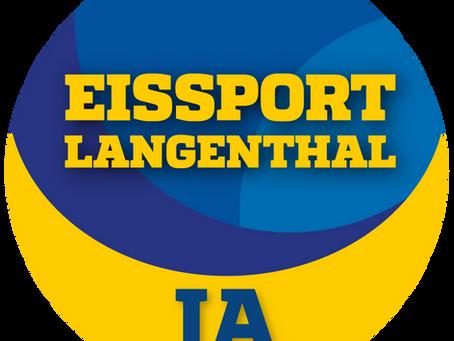 Support Operation Eissport Langenthal - Wir brauchen Ihre Stimme