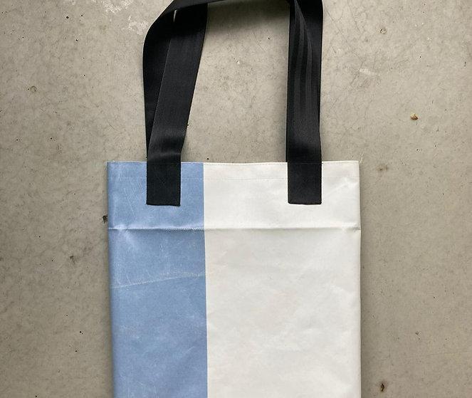 """striped"" bag"