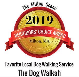 Dog walker in Milton, Massachusets