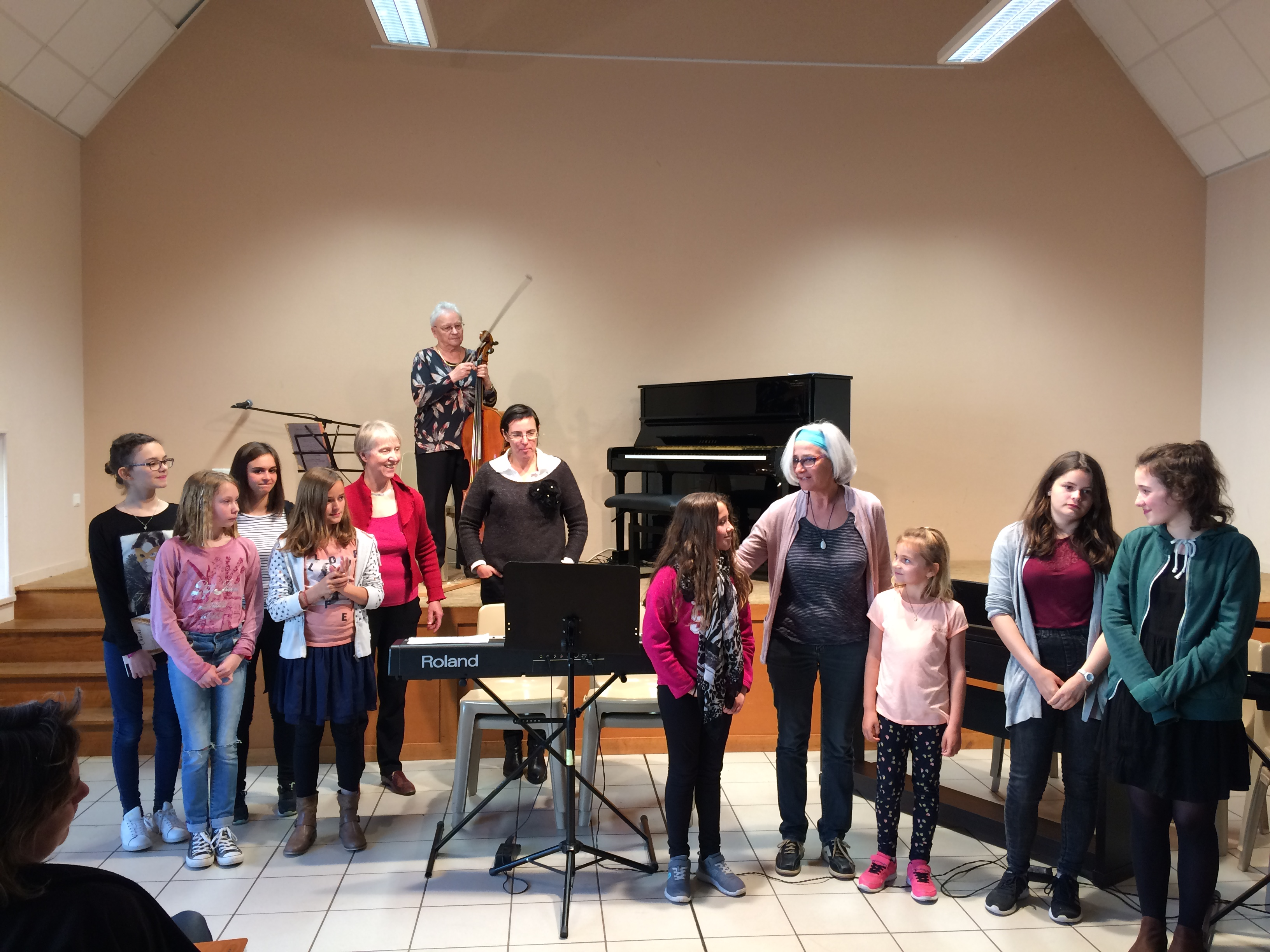 Audition de Piano 2017