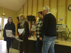 Audition de Noël 2016