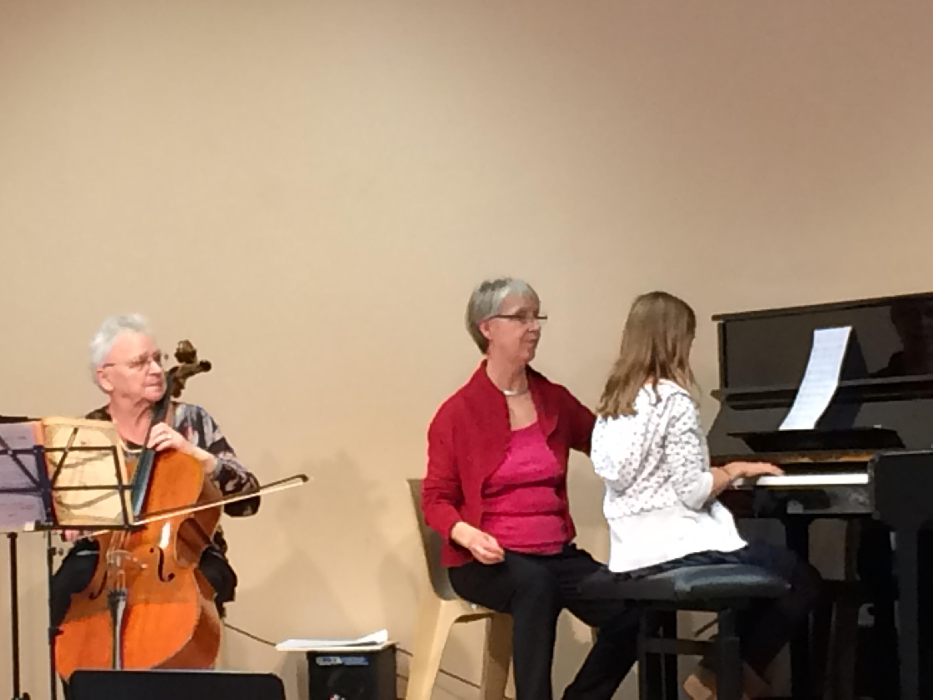 Audition de Piano 2017