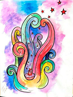 watercolor journal entries 73