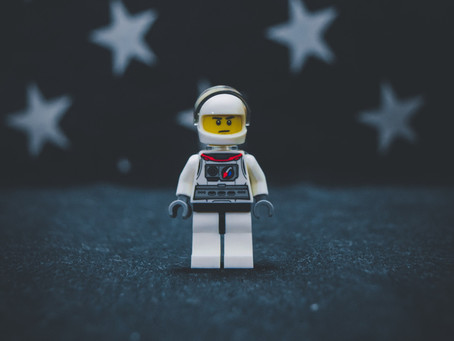 ASTRONAUTS HAVE LIFE INSURANCE - SHOULD YOU?