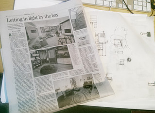 Philadelphia Inquirer Profiles Transformation of Margate Home