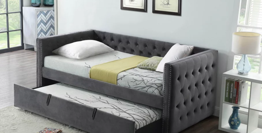 STACY i305 DAYBED WITH PULL OUT TRUNDLE