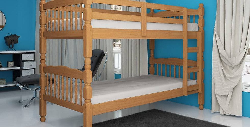 Tyson Twin Over Twin Bunk Bed