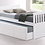 Thumbnail: ETHAN i314 CAPTAIN BED WITH DRAWER &TRUNDLE