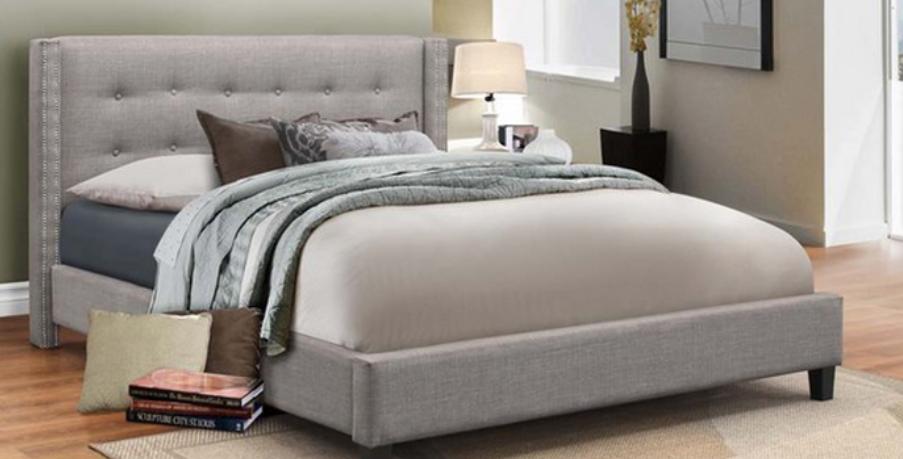 ISABELLE -i189 PLATFORM BED