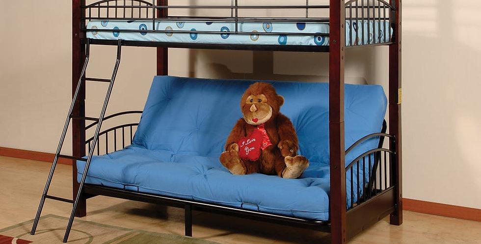 Mason Twin Over Futon Bunk Bed