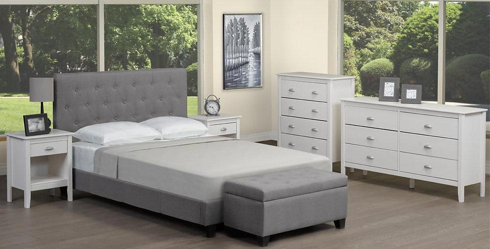 ROXANNE T2366 PLATFORM BED