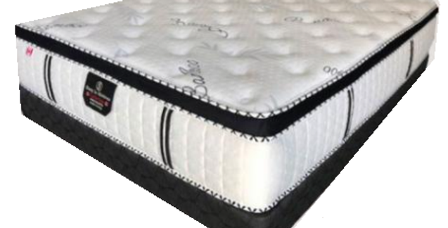 COMFORT SLEEP EURO TOP MATTRESS