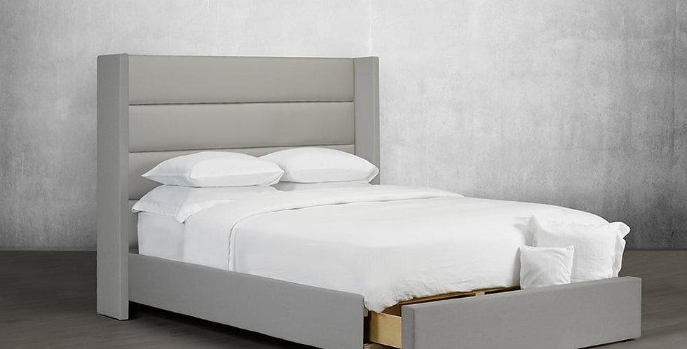 MARY-169 PLATFORM BED