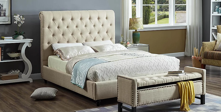 STEPHANIE i5767 PLATFORM BED