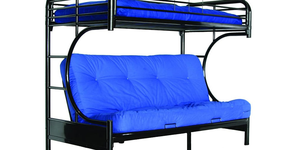 Christopher Twin Over Futon Bunk Bed