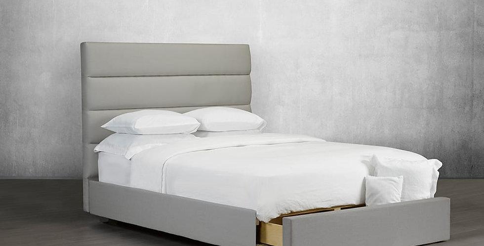 AMANDA-162 PLATFORM BED