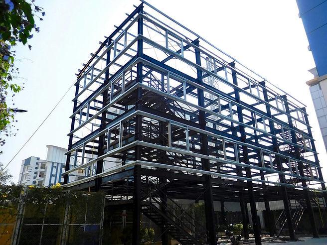 Composite Steel Structure