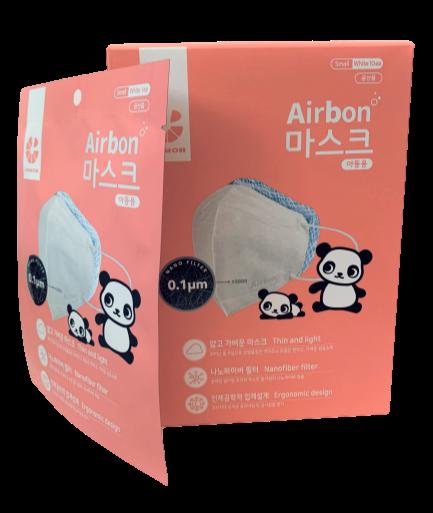 Airbon Kids Mask - Set of 10