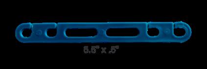 Mask Holder - Blue