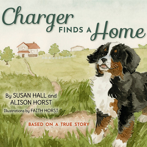 Charger Finds A Home - Paperback