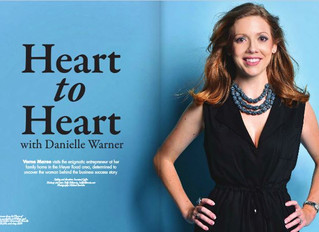 LIV: Heart to Heart with Danielle Warner