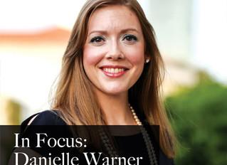 Orient Magazine: In Focus with Danielle Warner