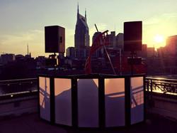 Summer rooftop wedding! - Nashville, TN