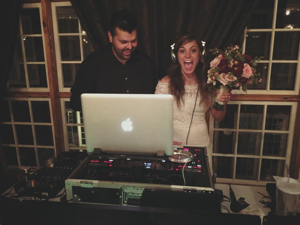 Fun wedding! The bride loved being able to scratch! - Roswell, GA
