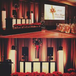 Corporate Christmas Party - Rennaisance Waverly Hotel, Atlanta, GA