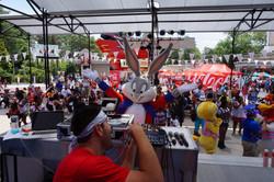 DJ Lui is the preferred DJ for Six Flags Over GA!