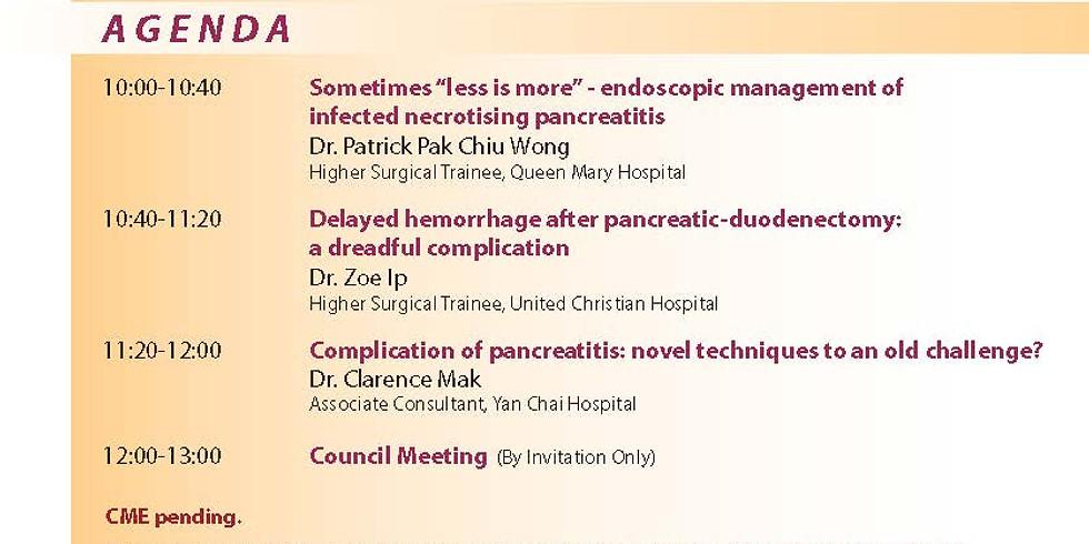 20th Clinical Meeting (Webinar)