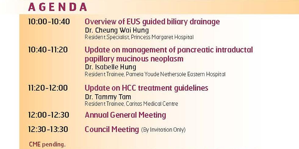 22nd Clinical Meeting (Webinar)