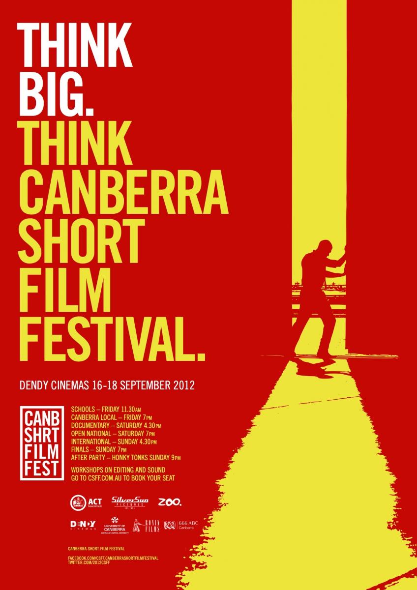 CSFF Festival Poster 2012