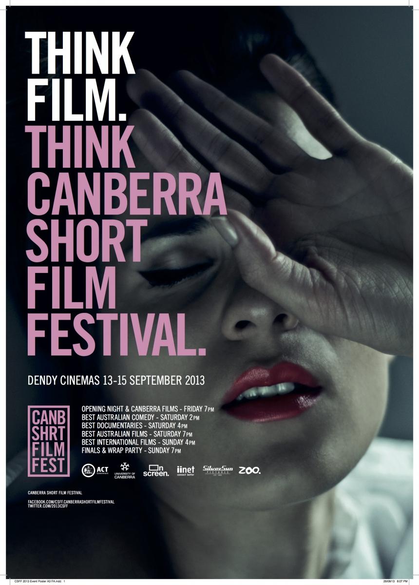 CSFF 2013 Festival Poster