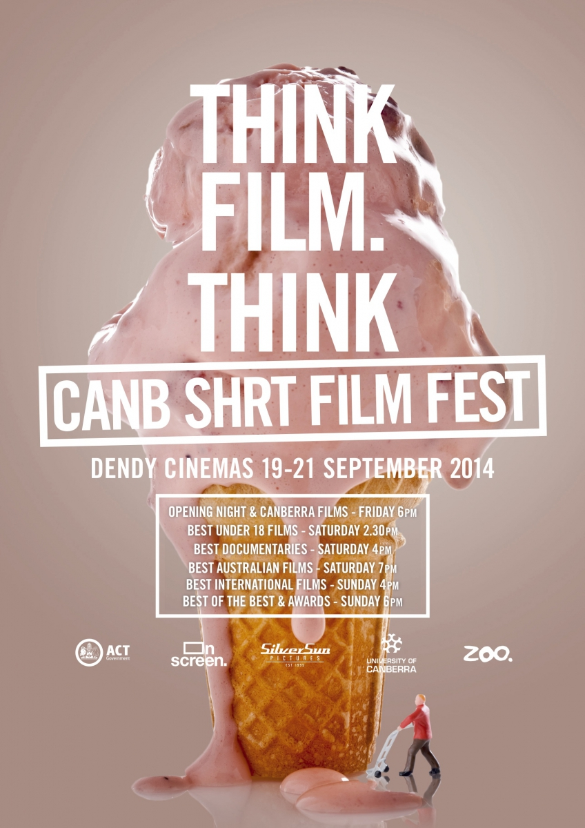 CSFF Festival Poster 2014