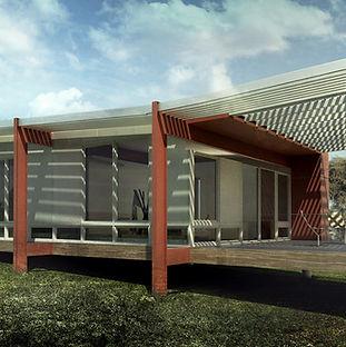 A.Gruppo Architects · DIY Frame House