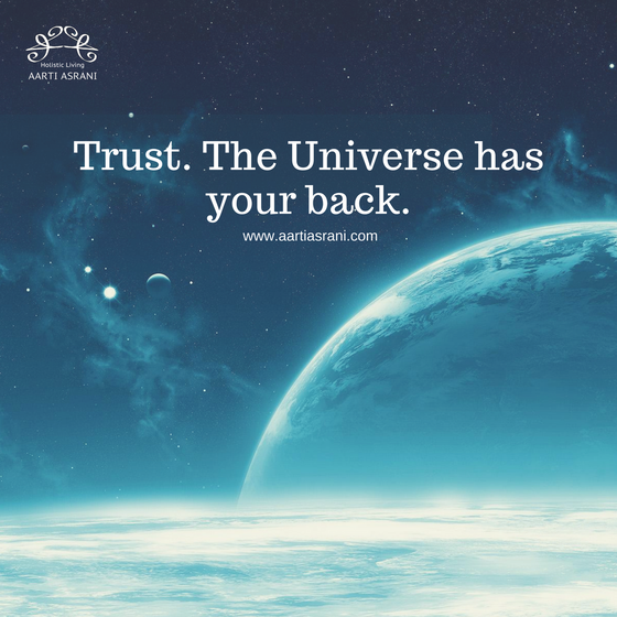 Universe is your Ally