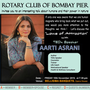 Rotary Club of Bombay Pier