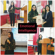 Talk on Emotional Intelligence Campion School