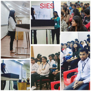Talk at SIES college