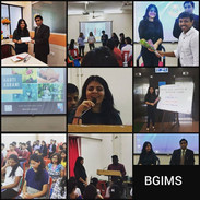 Talk at #BGIMS Babasaheb Gawade Institut