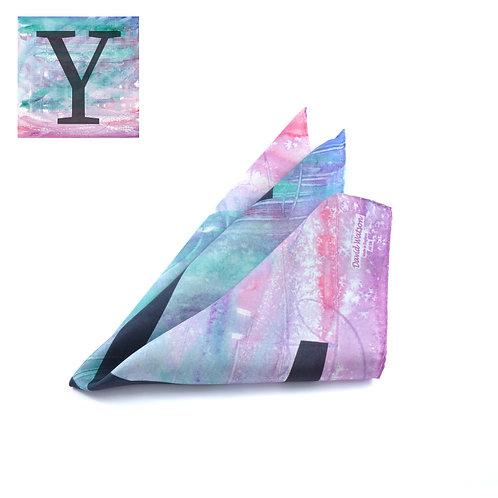 Y Pocket Square