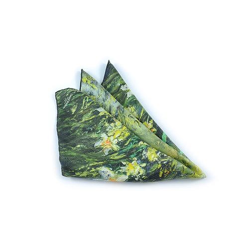 Wild Daffodils Pocket Square