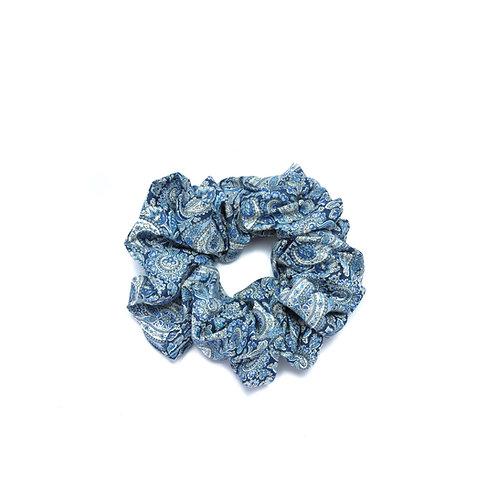 Organic Cotton Liberty Paisley Scrunchie