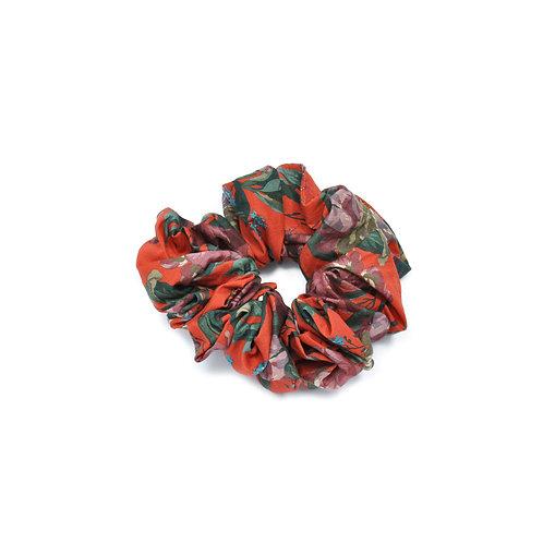 Organic Cotton Liberty Blooms Scrunchie
